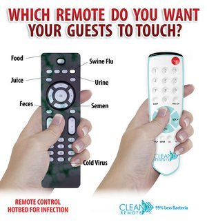 The Clean Remote
