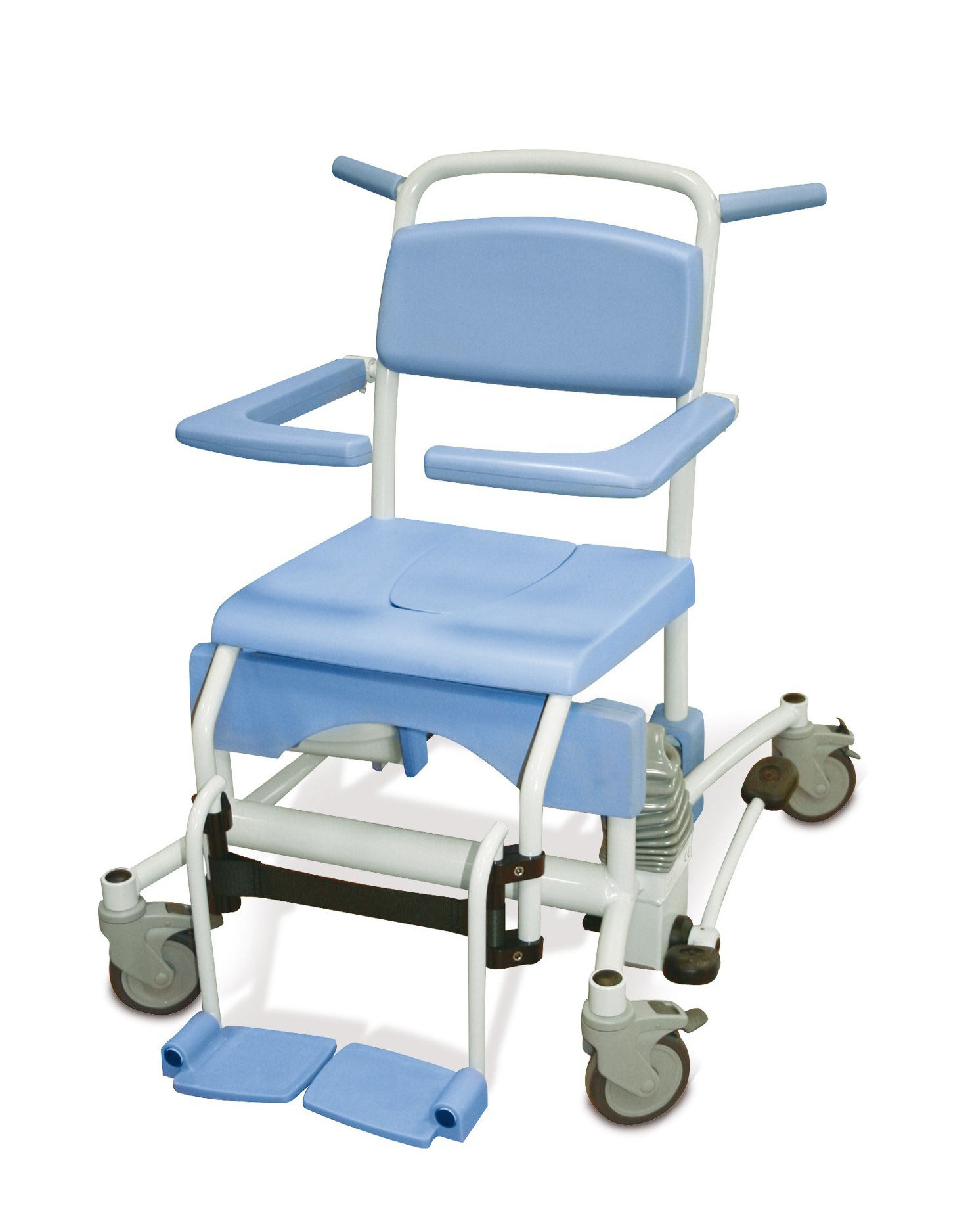 Flexo Shower-Toilet Chair - Caretua Ltd