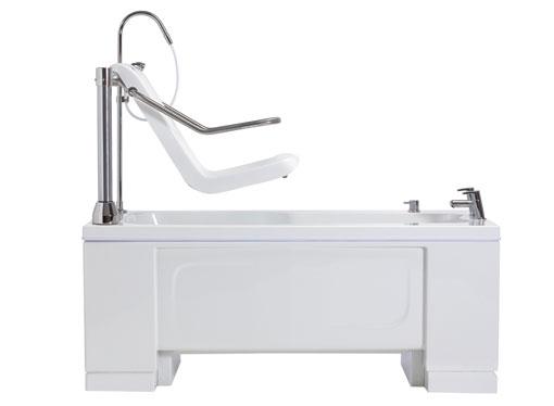 Talano - Assisted Bath with Powered Seat - Caretua Ltd
