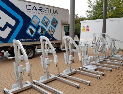 Another Delivery of the popular Liko Range from Caretua!